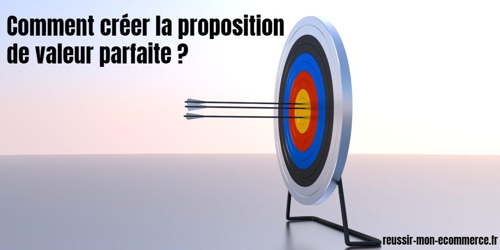 Comment créer la proposition de valeur parfaite ?