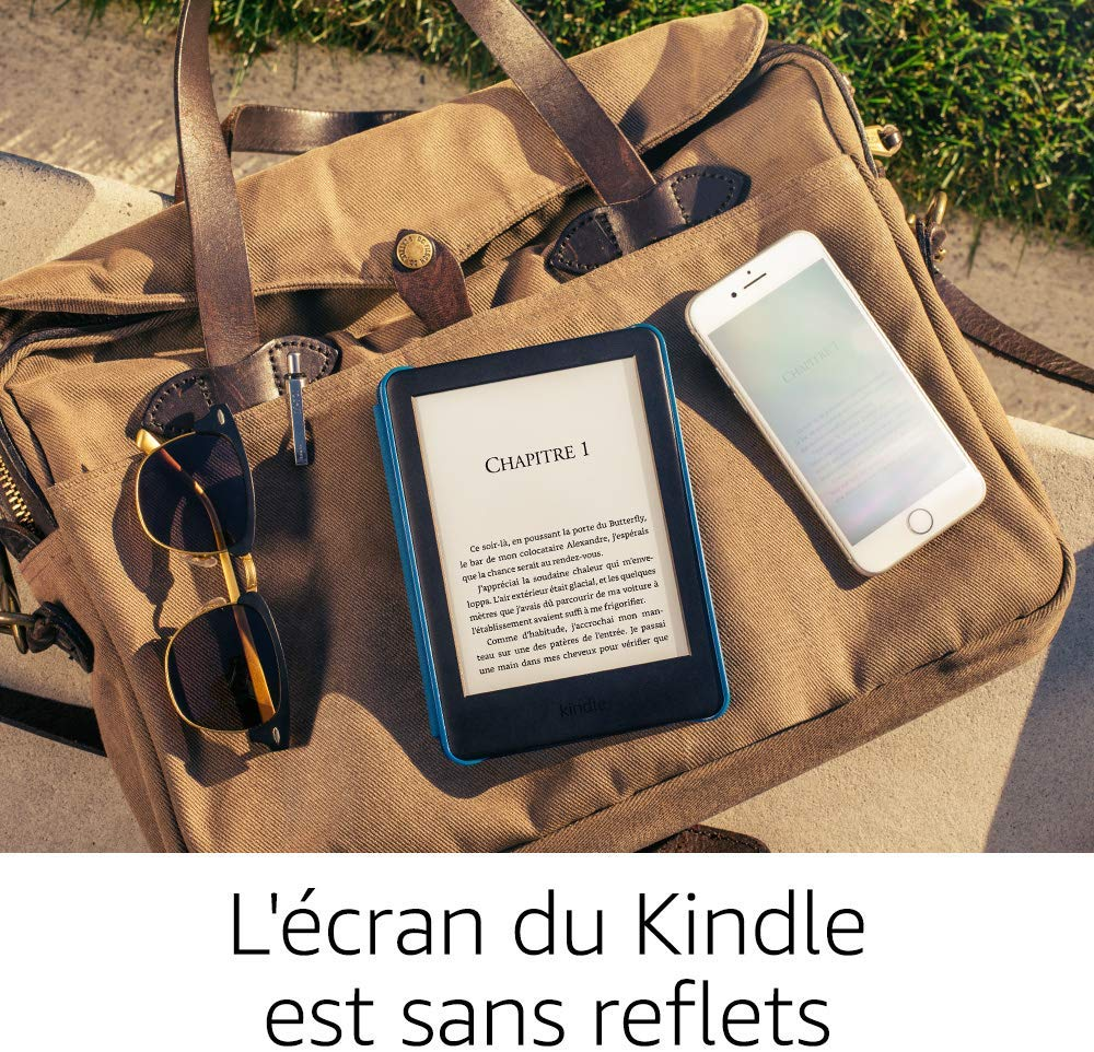 Le Kindle d'Amazon.